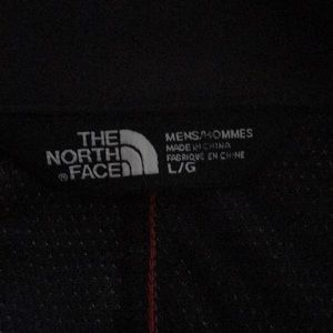 The North Face Jackets & Coats - Red/gray north face windbreaker and rain coat